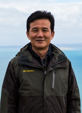 His Excellency Mr. Yue Zhongming